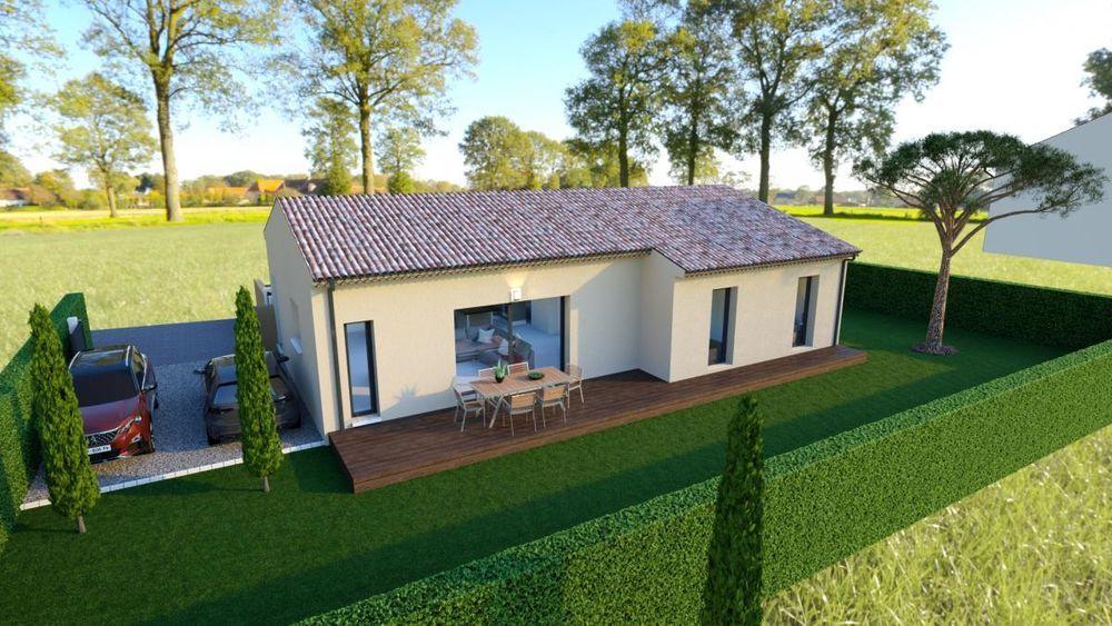 Vente Maison projet maison 85 m²  à Valaurie