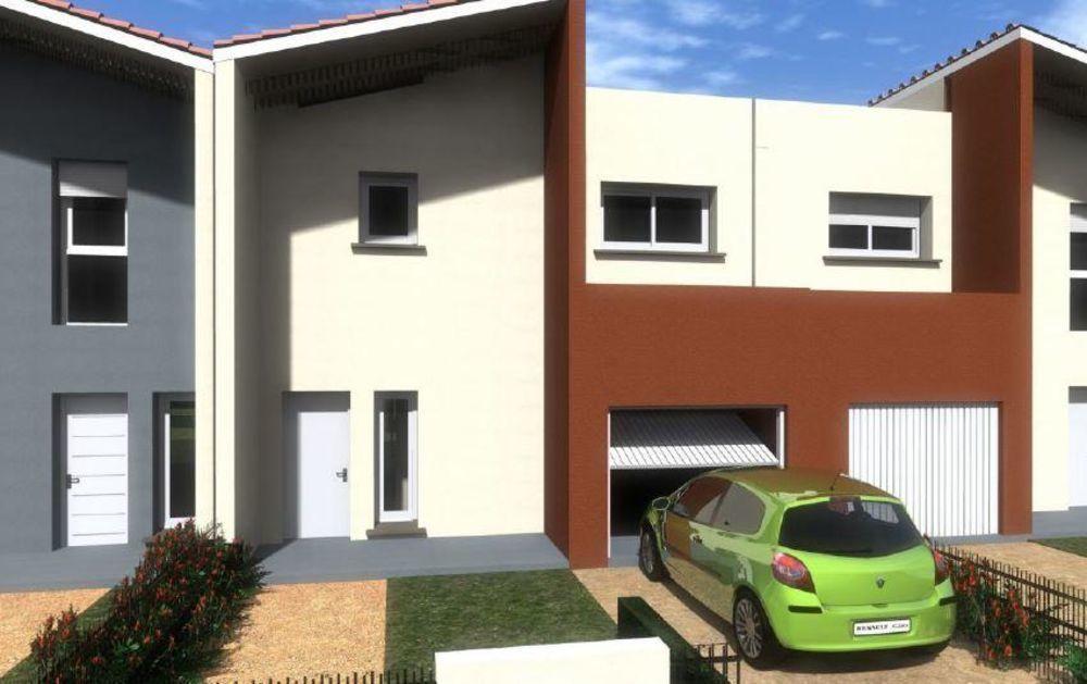 Vente Maison Nouveau projet de Villa sur Valence 26000 !  à Valence