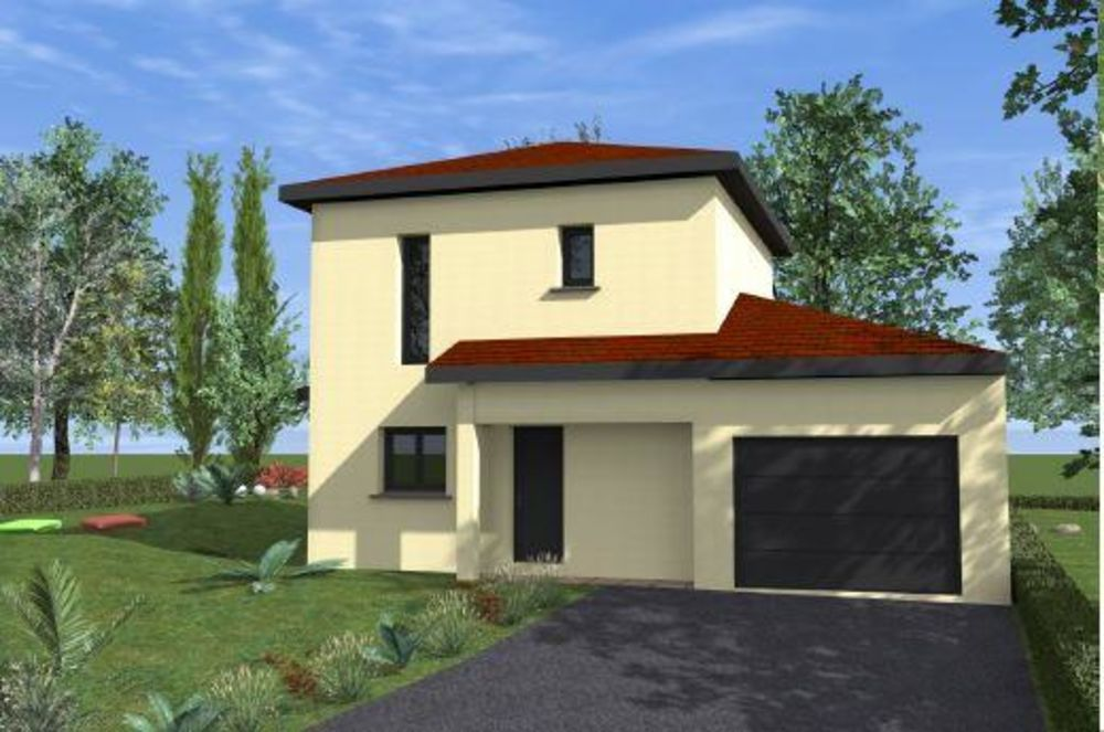 Vente Maison future maison contemporaine Replonges