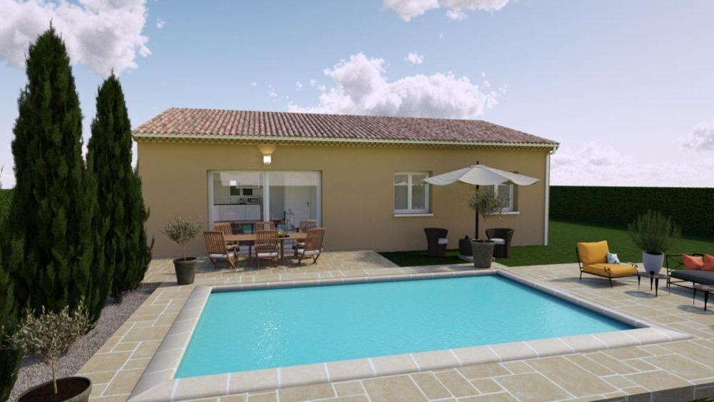 Vente Maison projet maison 85 m² ROCHEMAURE  à Rochemaure
