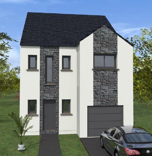 Maison a vendre colombes - 5 pièce(s) - 110 m2 - Surfyn