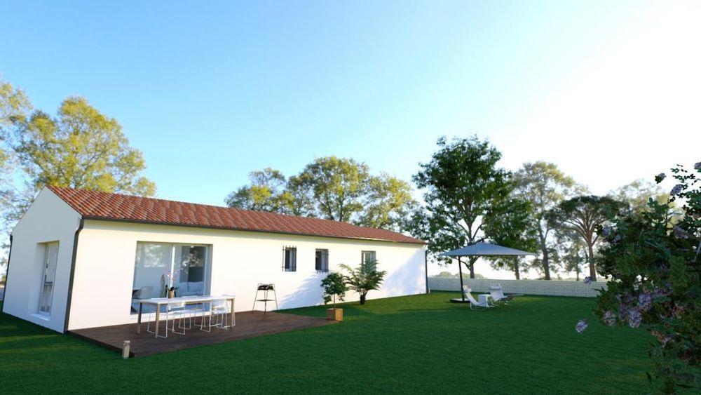 Vente Maison Maison T4 100m2 + Garage à BESSIERES  à Bessieres