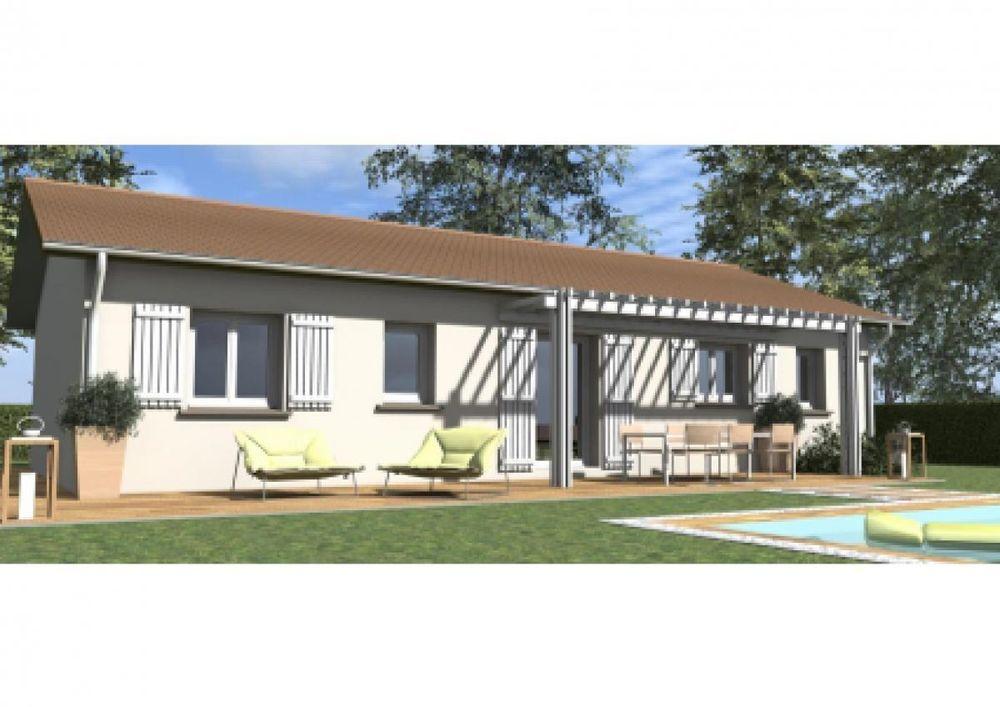 Vente Maison Maison 89 m²  à Donzere