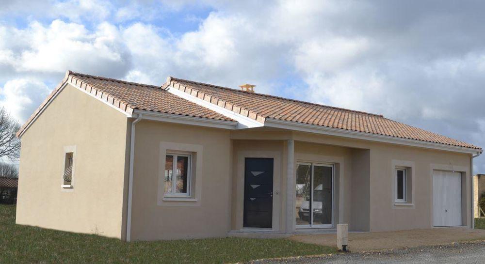 Vente Maison A découvrir sur ECLASSAN  à Eclassan
