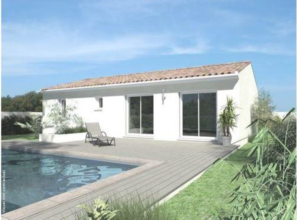 Vente Maison projet maison 85 m²  à Le teil