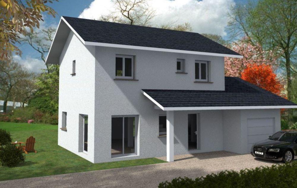 Vente Maison Constructeur Des Alpes votre villa 91m² Sciez Sciez