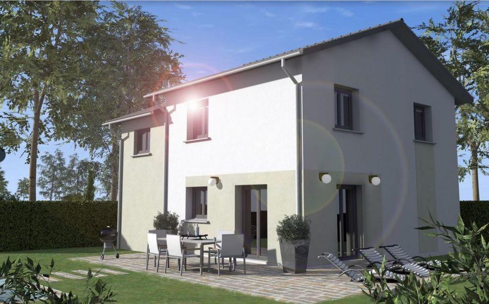 Vente Maison PROJET MAISON 100 M²  à Meysse