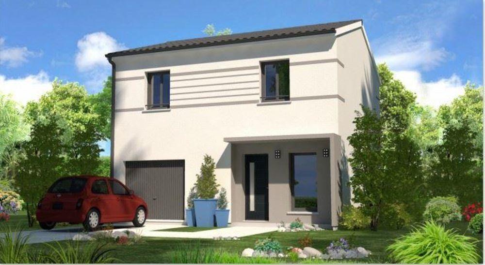 Vente Maison future maison contemporaine Dagneux