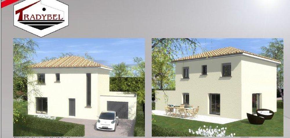Vente Maison très belle maison contemporaine 113 m2 avec 4 chambres  à Saint priest