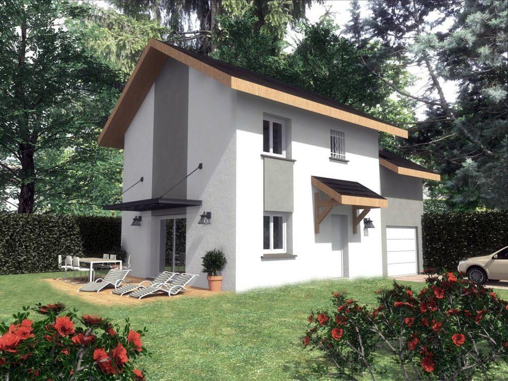 Vente Maison secteur privilégié : votre villa contemporaine de plus de 90 m²  à Bellevaux