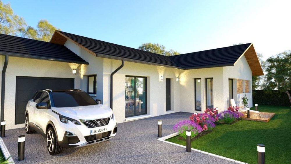 Vente Maison Votre maison contemporaine aux Portes de Chalon sur Saone Sevrey