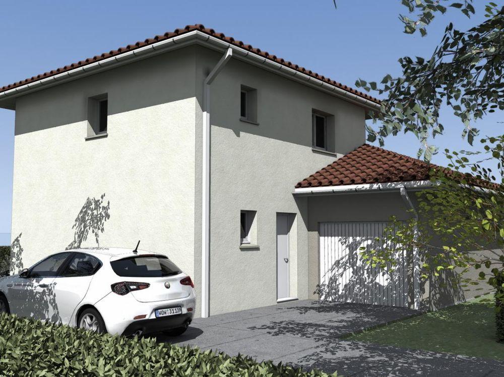 Vente Maison Maison+terrain La Garde  à La garde
