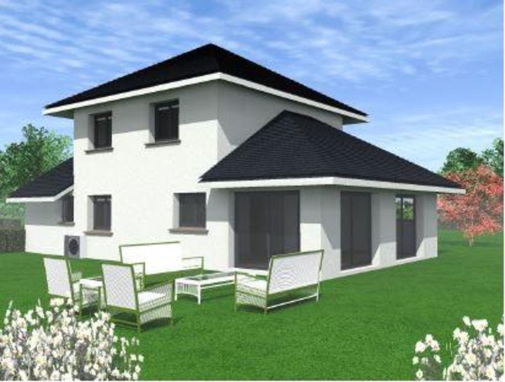 Vente Maison FUTURE VILLA INDIVIDUEL 4 CHAMBRES  à Brie et angonnes