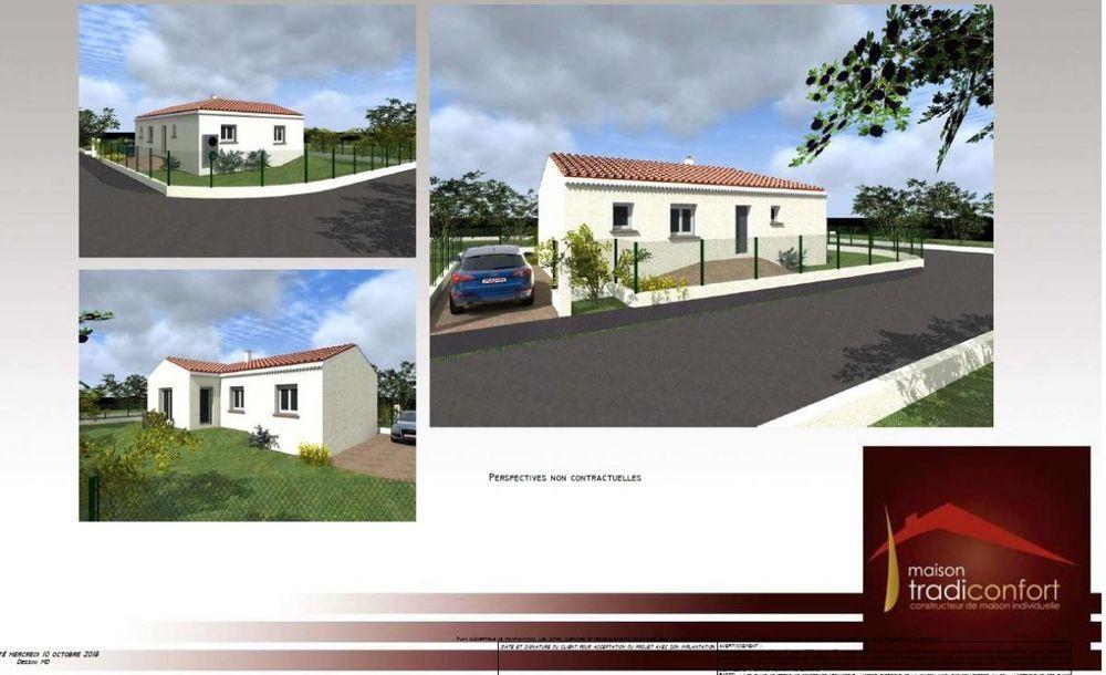 Vente Maison TAVEL VILLA PLAIN PIED RT 2012  à Tavel