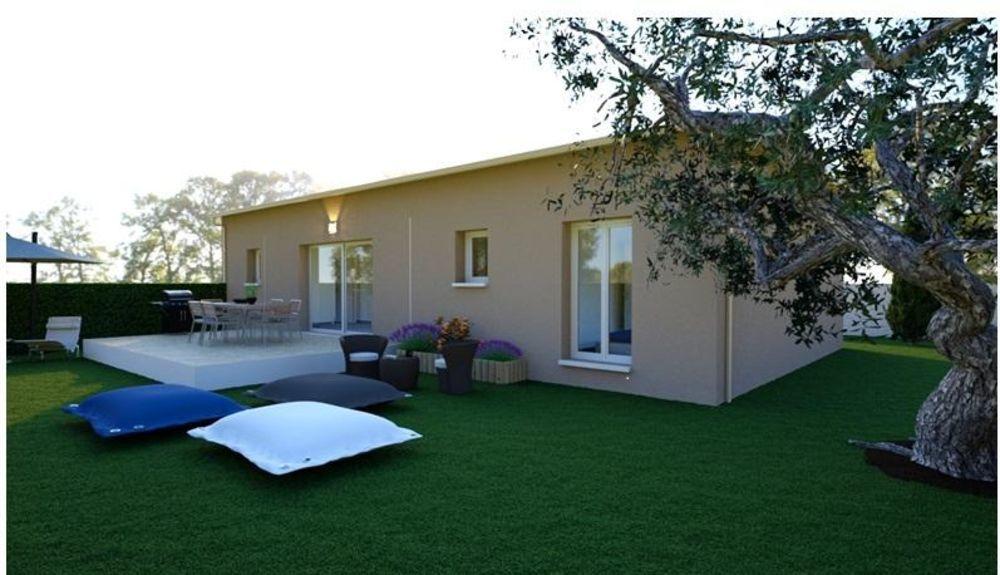 Vente Maison projet maison 85 m²  à Alba la romaine