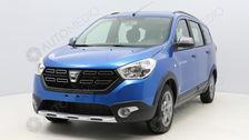 Dacia Nouveau Lodgy  1.5 Blue dCi 115ch M/6 STEPWAY 7 PLACES 17670 91140 Villejust