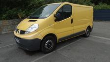 Renault Trafic L1H1 1200 2.0 dCi 90 Confort 2014 occasion Béthune 62400