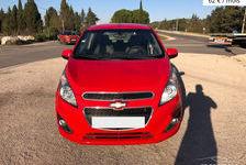 Chevrolet Spark 1.0 I 68 Ls Pack Climatisation 2012 occasion Orange 84100