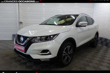Nissan Qashqai 1.6 dCi 130 N-Connecta 2018 occasion Bourges 18000