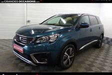 Peugeot 5008 Allure BlueHDi 130 S&S BVM6 2019 occasion Bourges 18000