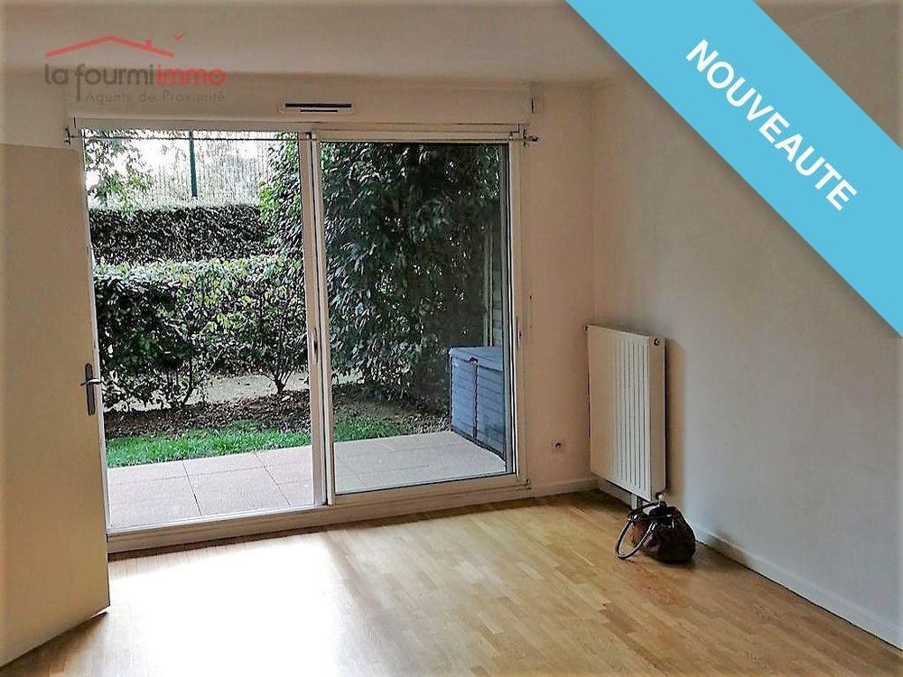 Vente Appartement 2 Pieces avec jardin  à Massy