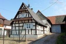 Vente Maison Aschbach (67250)