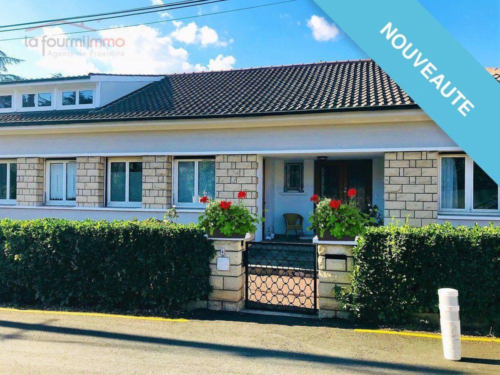 Vente Maison Maison idéale grande famille, 5/6 ch, jardin 1667 m²  à Saint chamond