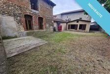 Maison134m²+Local commercial151m²+Terrain+Puits 169000 Andancette (26140)