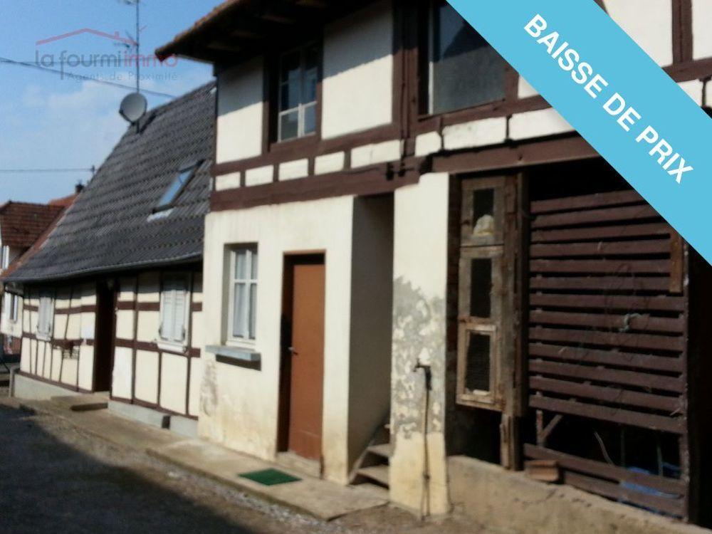 Vente Maison Maison à Aschbach  à Aschbach