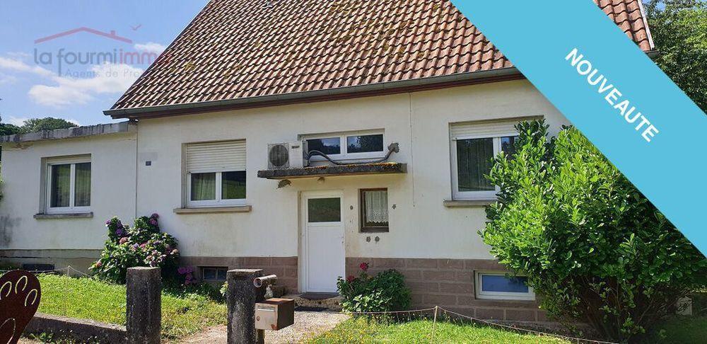 Vente Maison Maison à Neehwiller - Reichshoffen  à Neehwiller - reichshoffen