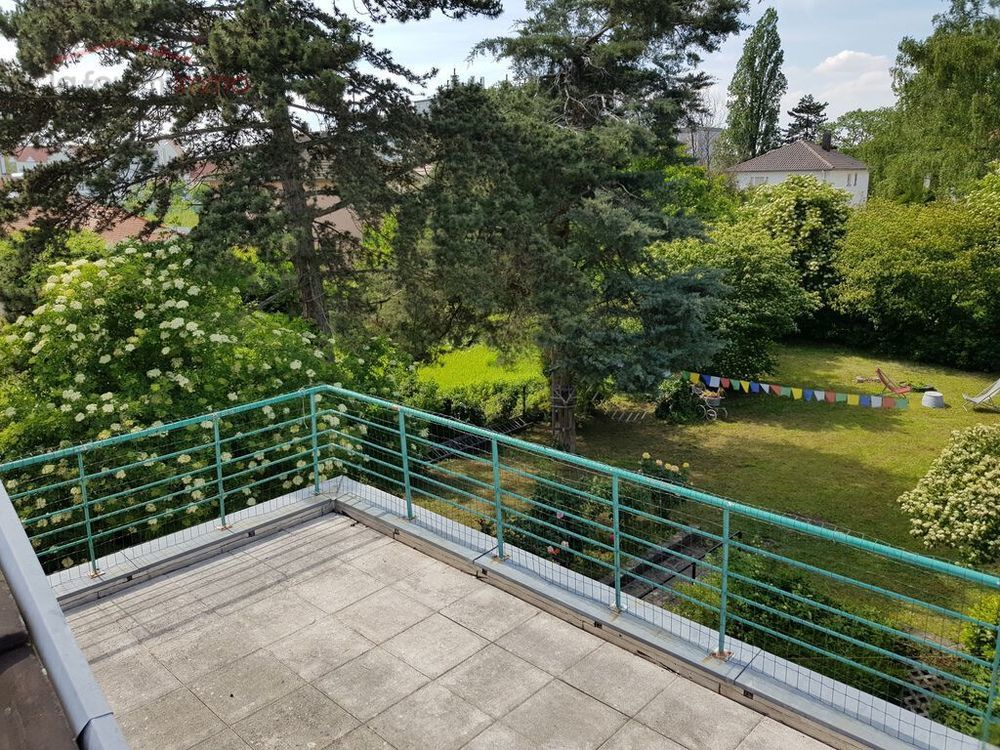 Vente Appartement Strasbourg Neuhof : 2 pièces, terrasse et cave, parking en sus  à Strasbourg