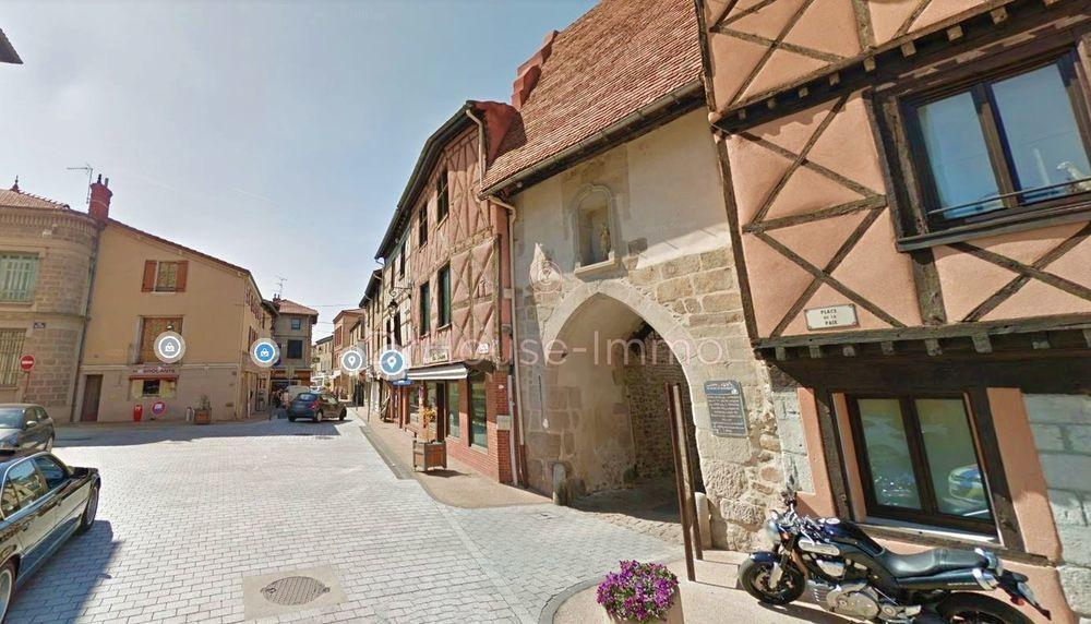 Vente Maison Maison de ville 82 m² Saint just saint rambert