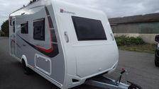 STERCKEMAN Caravane 2021 occasion Saint-Germain-du-Puy 18390