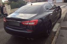 MASERATI Quattroporte (3.0 V6 CARBONE 33500kms)