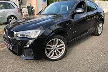 BMW X4 (xDrive20dA 190ch M Sport CONNECTED DRIVE) 35500 31240 L'Union