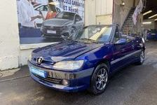 Peugeot 306 Cabriolet 1.6i 1998 occasion Poissy 78300