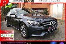 Mercedes Classe C 300 h 7G-Tronic Plus Fascination 2016 occasion Rouffiac-Tolosan 31180