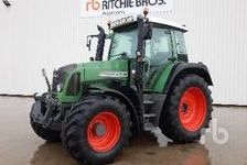 Agriculture Tractors FENDT 412 VARIO TMS 2012 (enchère : 11/12/2018) 1 27600 Saint-Aubin-sur-Gaillon
