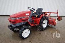 Agriculture Tractors YANMAR KE-2D  (enchère : 11/12/2018) 1 27600 Saint-Aubin-sur-Gaillon