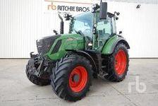 Agriculture Tractors FENDT 312 SCR 2016 (enchère : 11/12/2018) 1 27600 Saint-Aubin-sur-Gaillon
