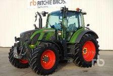 Agriculture Tractors FENDT 512 POWER S4 2017 (enchère : 11/12/2018) 1 27600 Saint-Aubin-sur-Gaillon