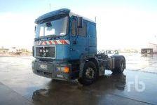 Tracteur routier Tracteur routier 1998 occasion Saint-Aubin-sur-Gaillon 27600