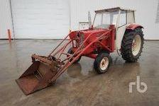 Agriculture Tractors INTERNATIONAL 624  (enchère : 11/12/2018) 1 27600 Saint-Aubin-sur-Gaillon