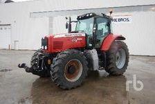 Agriculture Tractors MASSEY FERGUSON 6485 DYNASHIFT 2004 (enchère : 19/03/2019) 1 27600 Saint-Aubin-sur-Gaillon