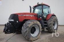 Agriculture Tractors CASE IH MAGNUM MX230 2005 (enchère : 11/12/2018) 1 27600 Saint-Aubin-sur-Gaillon