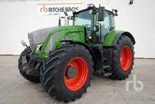 Agriculture Tractors FENDT 930 PROFI S4 2016 (enchère : 11/12/2018) 1 27600 Saint-Aubin-sur-Gaillon
