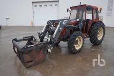 Agriculture Tractors FIAT 6546DT 1988 (enchère : 11/12/2018) 1 27600 Saint-Aubin-sur-Gaillon