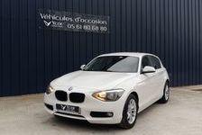 BMW Série 1 116i 136 cv LOUNGE F20 PREMIERE MAIN 2014 2014 occasion Villefranche-de-Lauragais 31290