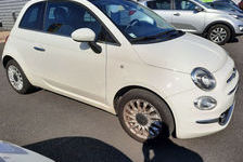 Fiat 500 1.2 69CH S&S LOUNGE 2018 occasion Sevrey 71100