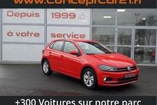 Volkswagen Polo 1.0i - 80 VIII advance 2019 occasion Dijon 21000